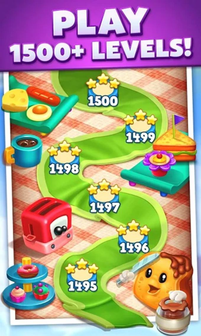 Toy Blast : Official Game