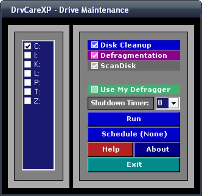 DrvCareXP