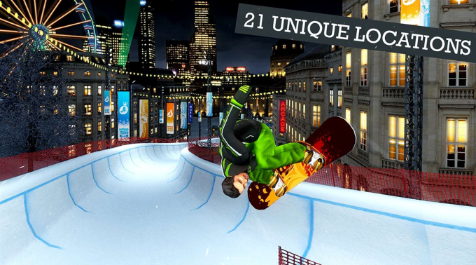 Snowboard Party 2 Lite