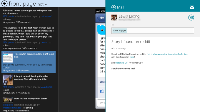 Reddit To Go! for Windows 10