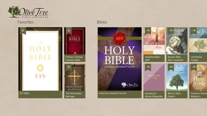 Bible+ for Windows 10
