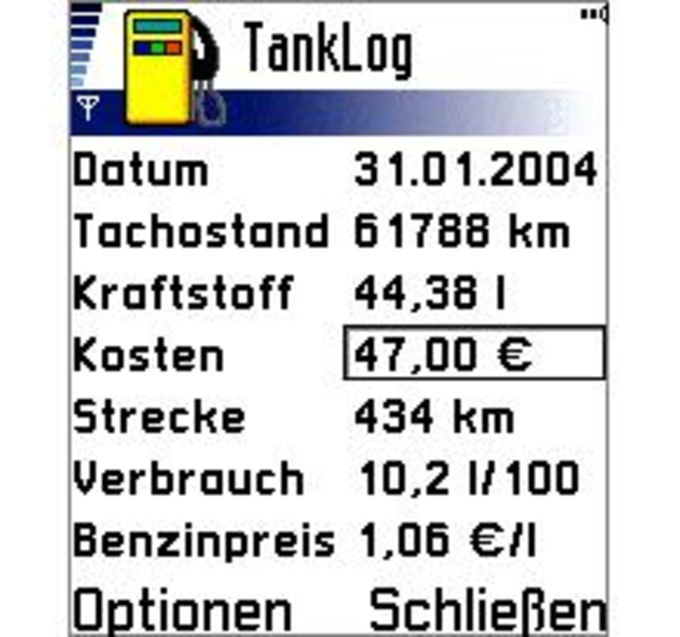 TankLog