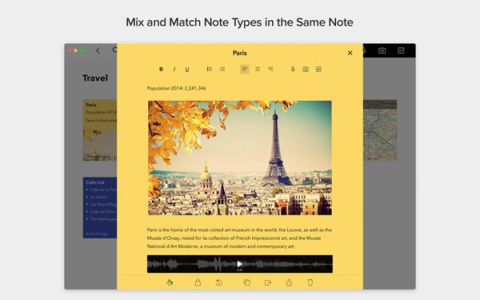 Notebook Take Notes Sync across devices