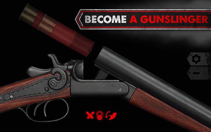 Weaphones™ Antiques Gun Sim
