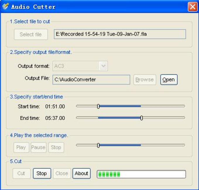 Ease Audio Converter