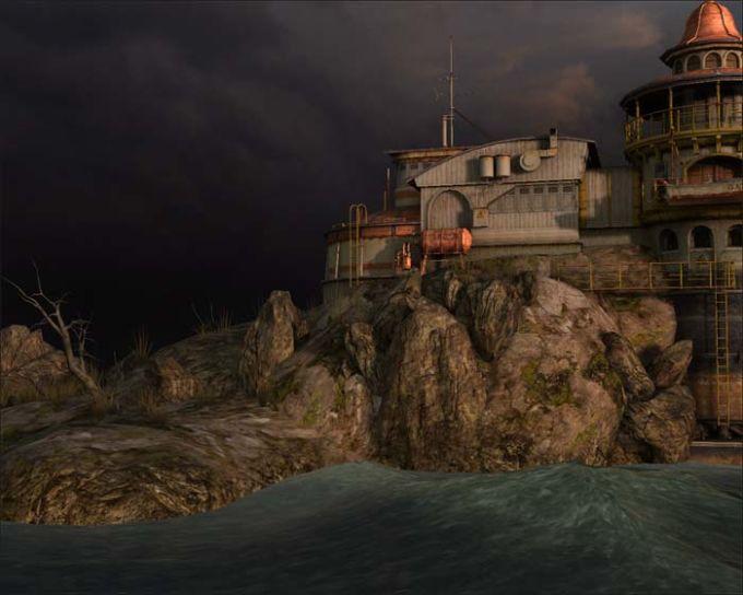 Lighthouse Point 3D Screensaver