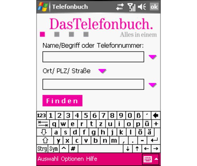 DasTelefonbuch Deutschland