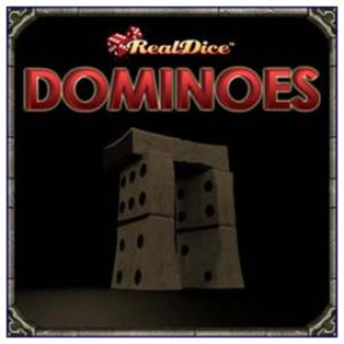 Real Dice Dominoes