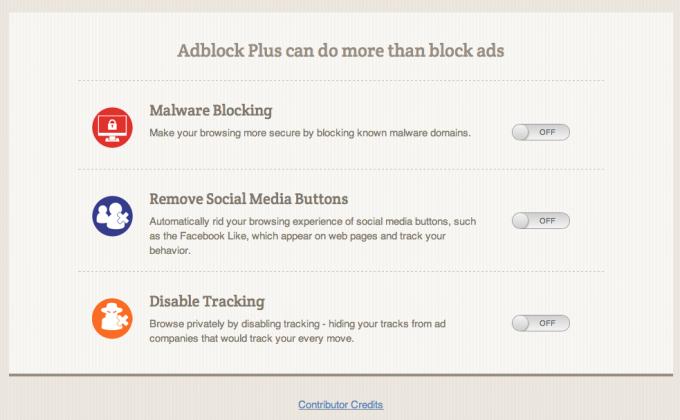 Adblock Plus para Safari