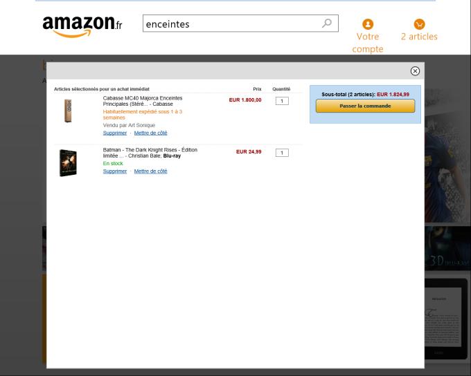 Amazon pour Windows 10
