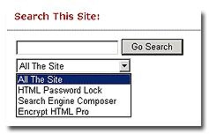 Search Engine Composer