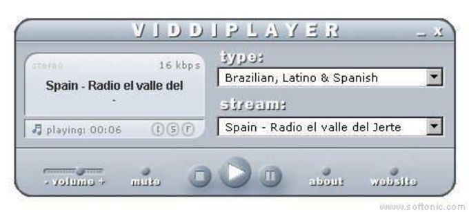 Viddi Player