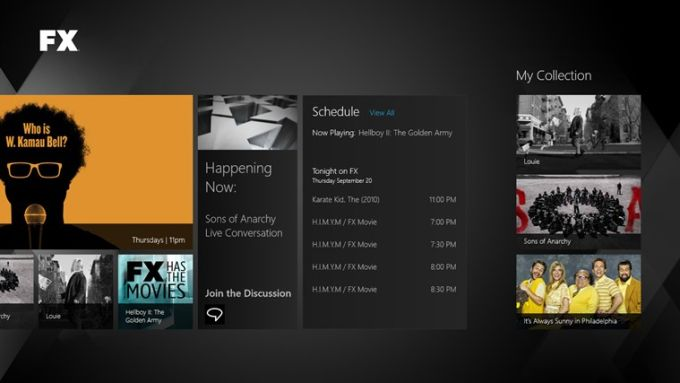 FX Networks for Windows 10