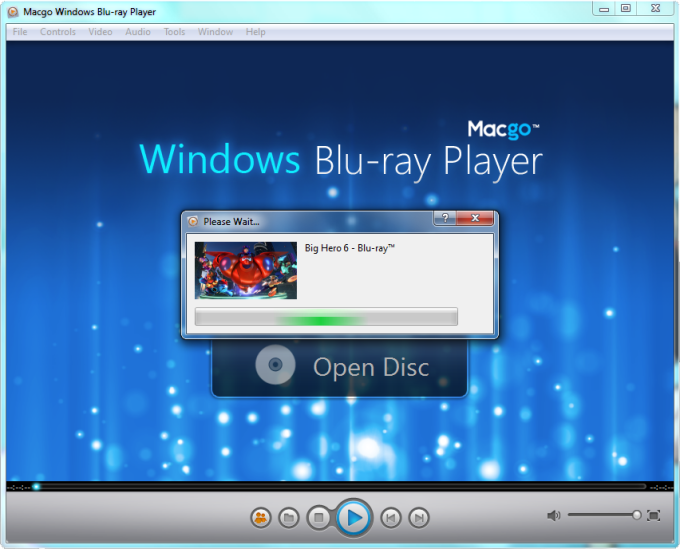 Blu-ray Player for Windows