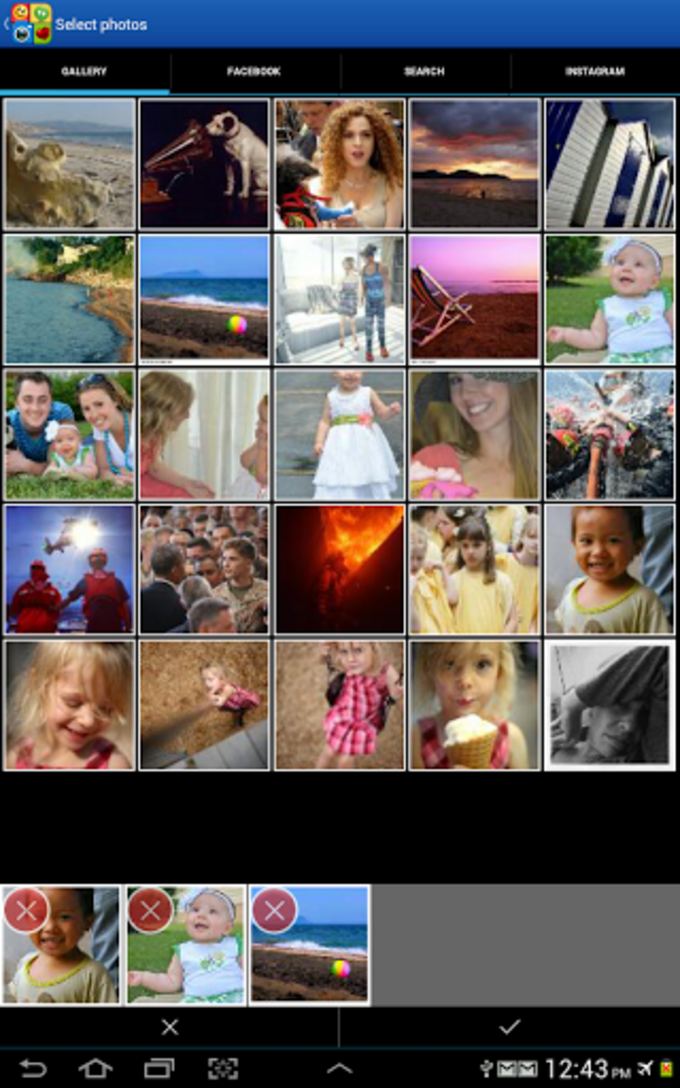 photo collage maker for android download