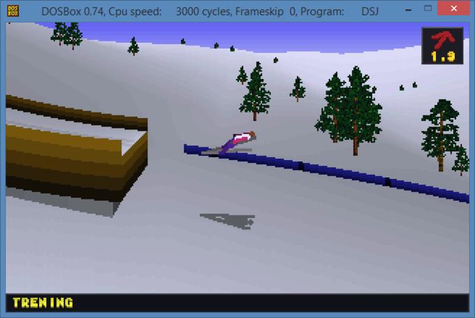 Deluxe Ski Jump 2
