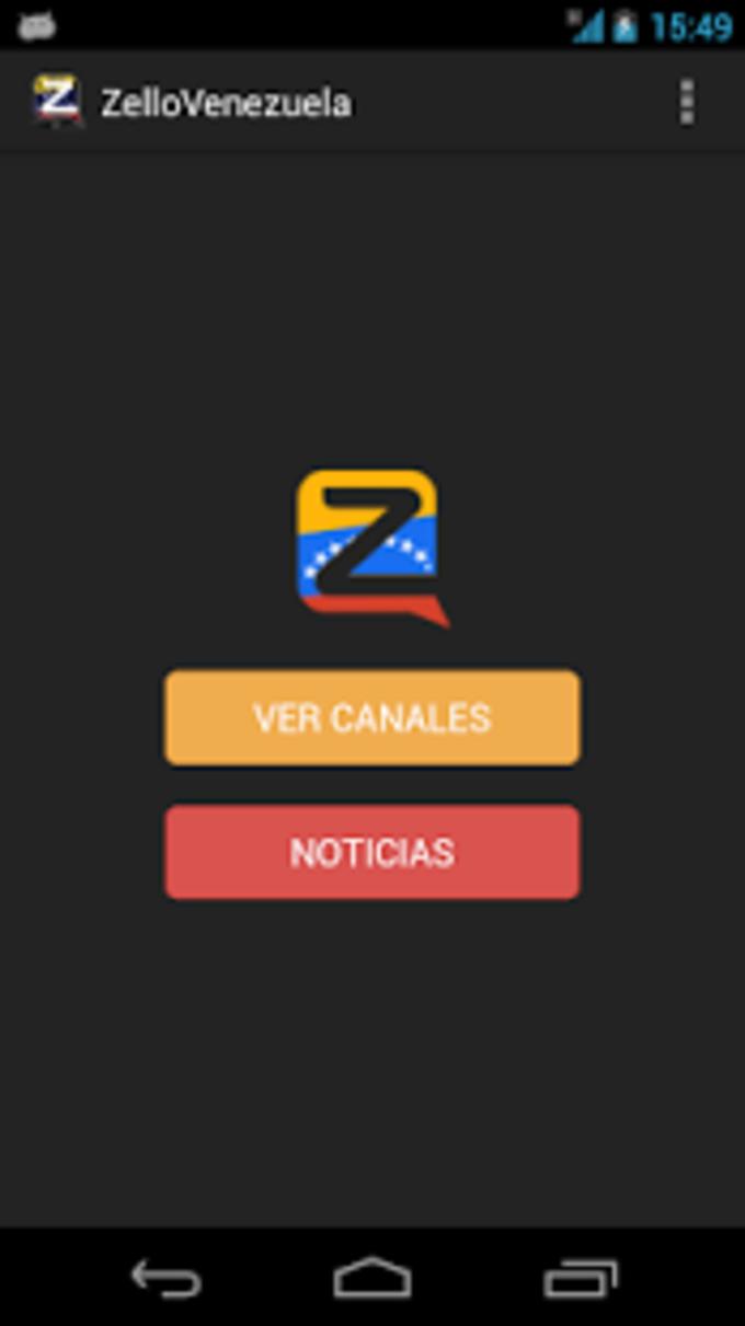Zello Venezuela
