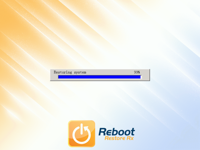 Reboot Restore Rx