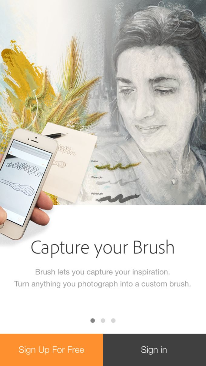 Adobe Brush
