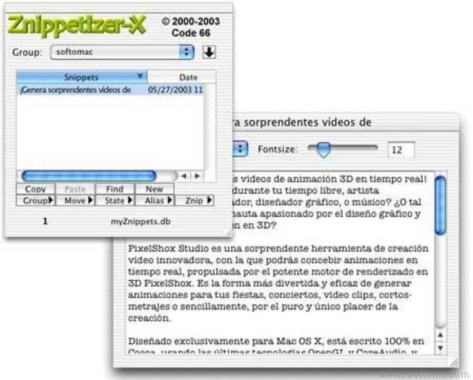 Znippetizer-X