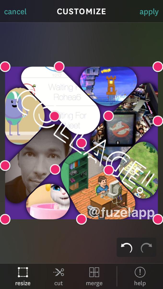 Fuzel Collage