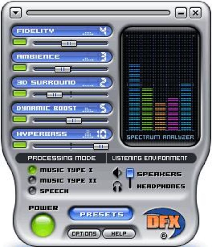 DFX (Yahoo! Music Jukebox)