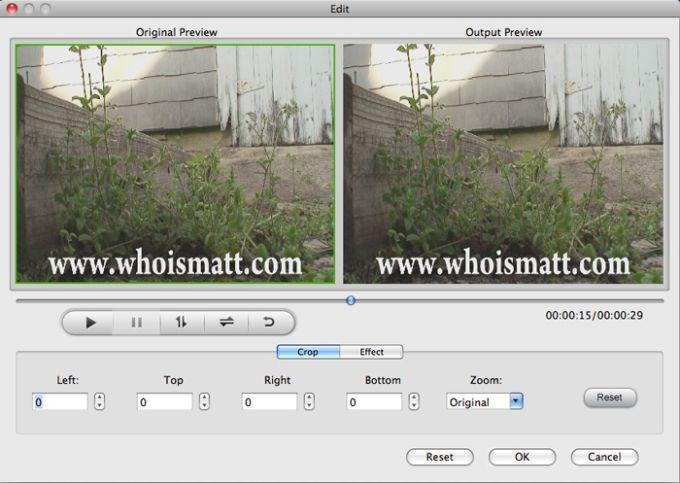 iOrgSoft Flip Video Converter