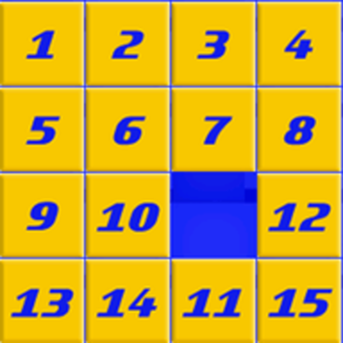 Fifteen Puzzle