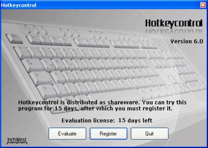 Hotkeycontrol XP