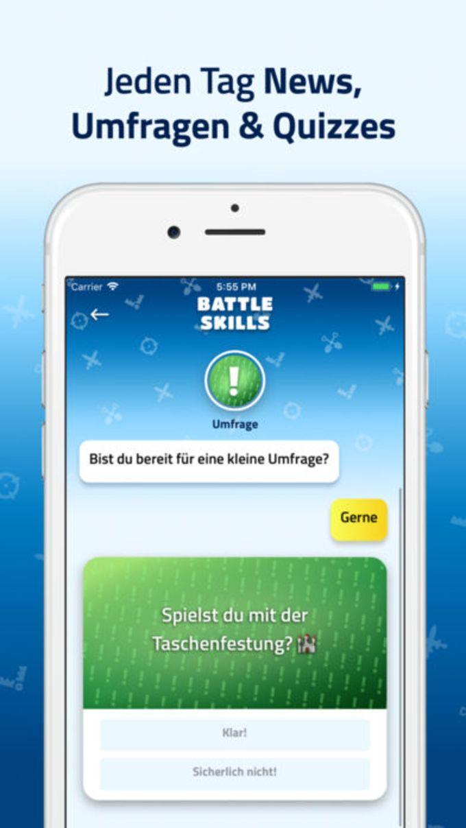 Battle Skills