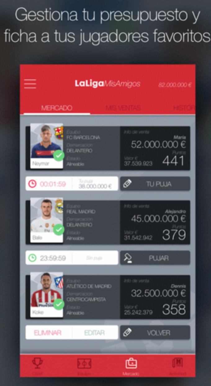 Ver La Liga Gratis Iphone
