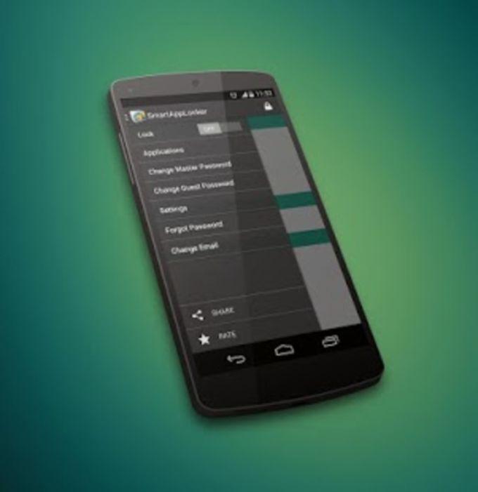 Screen & App Lock (Guest Mode)