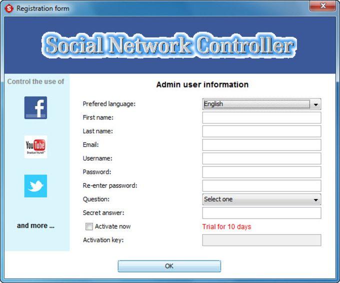Social Network Controller