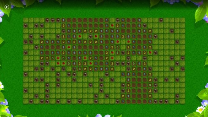 Microsoft Minesweeper for Windows 10
