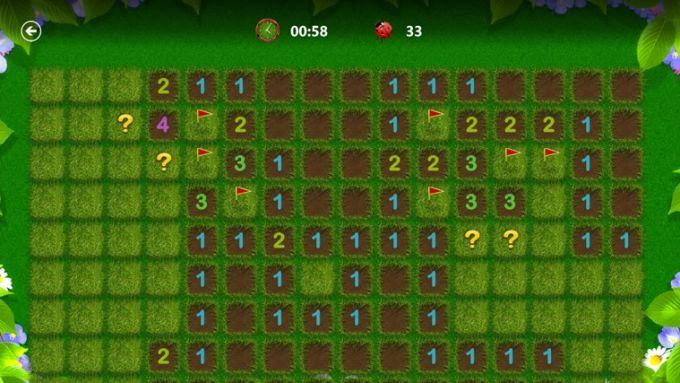 Microsoft Minesweeper for Windows 10