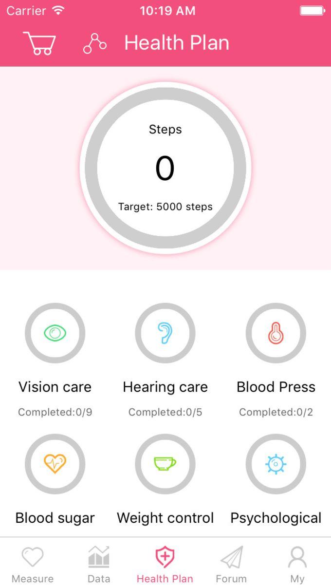 iCare Monitor de ritmo cardiaco Pro