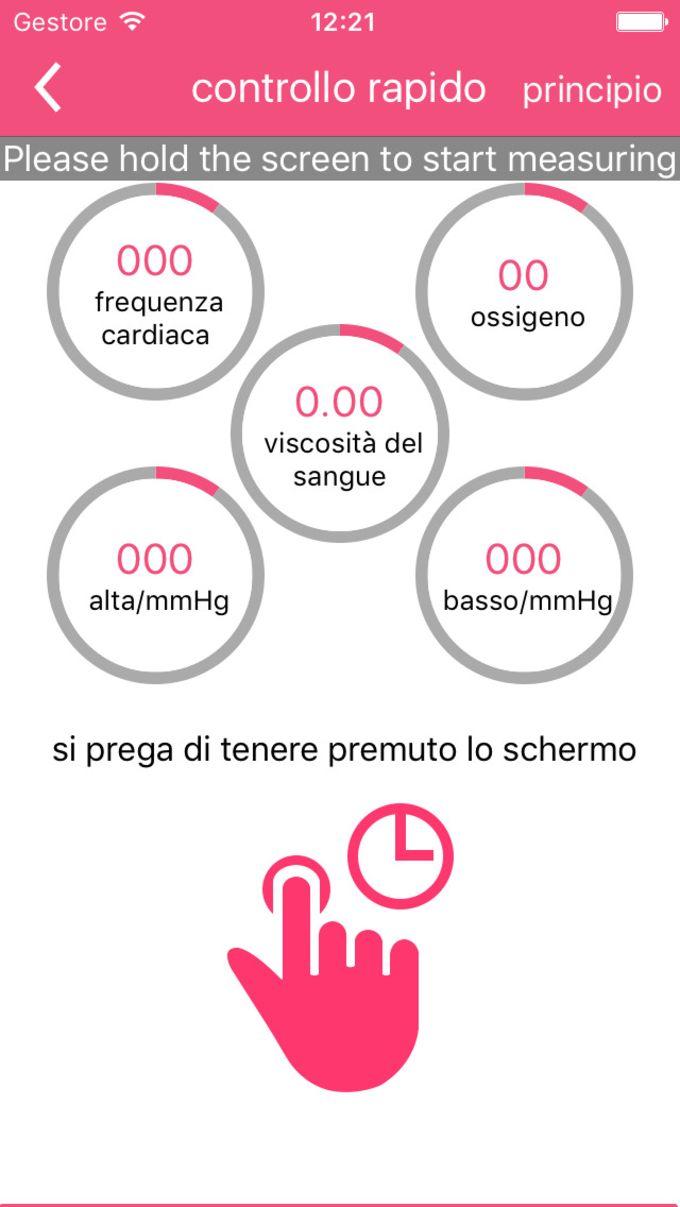 iCare Monitor de presión arterial Pro
