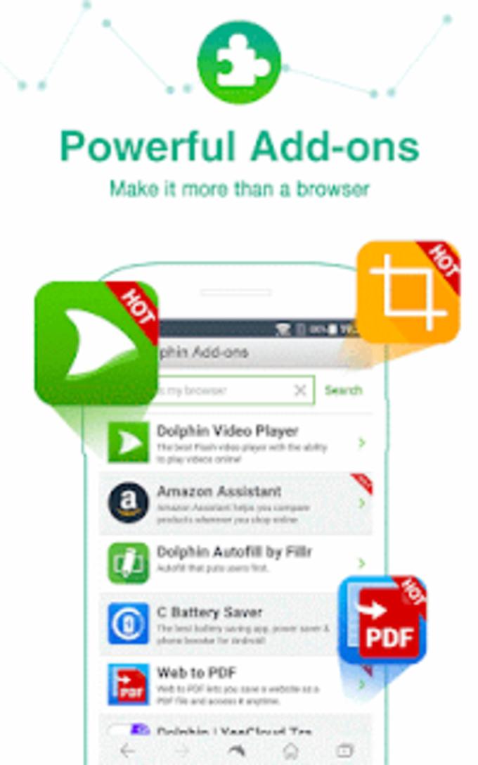 Dolphin Browser - Fast Private  Adblock