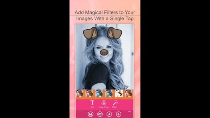 Snap Photo Filters & Stickers