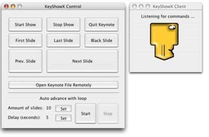 KeyShowX