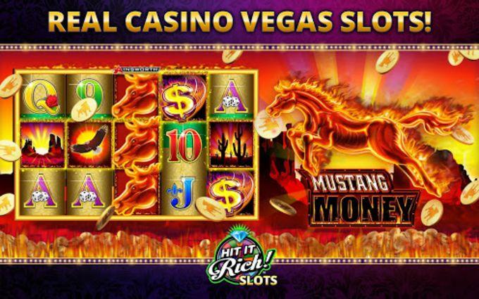 Hit it Rich Free Casino Slots
