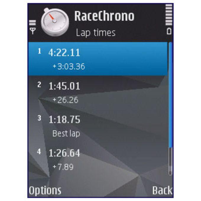 RaceChrono