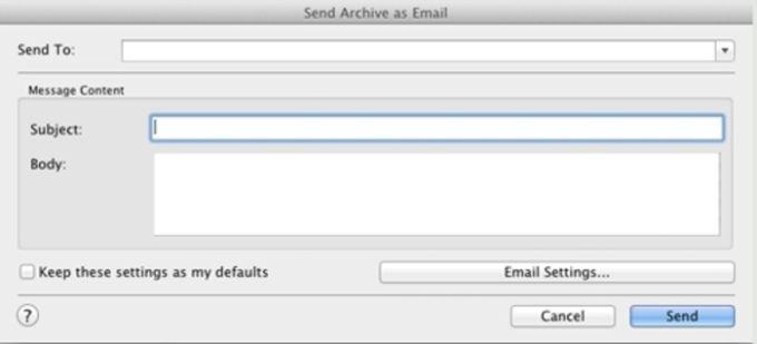 Express Zip Free Mac Compression Program