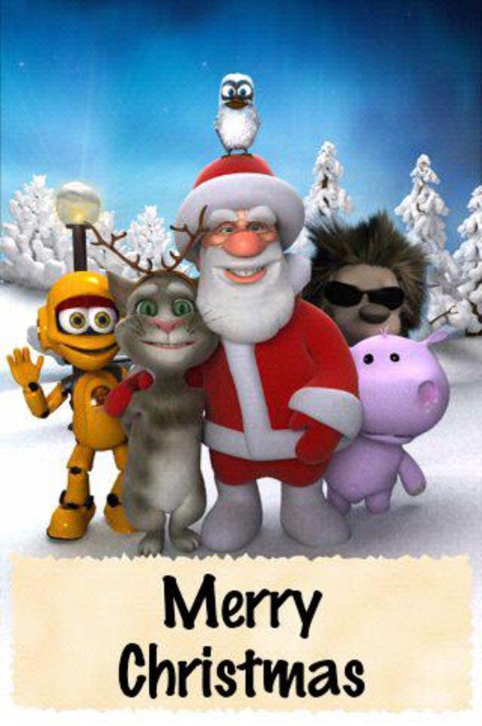 Papai Noel - Talking Santa