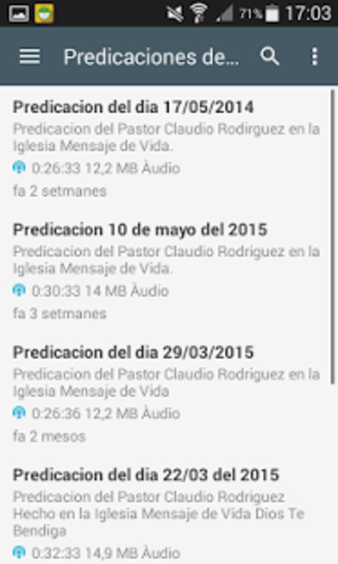 Musica Cristiana i Testimonis