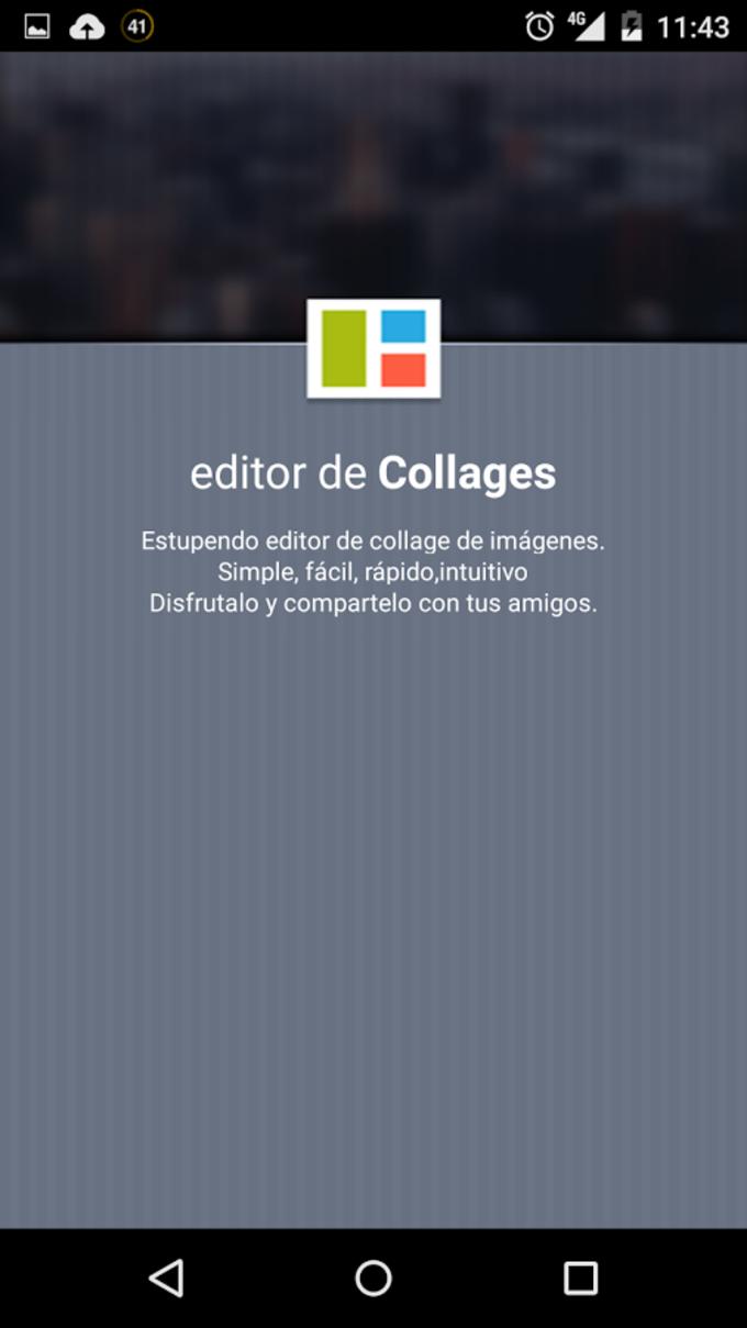 Editor Foto Collage