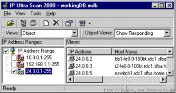 IP Ultra Scan 2000