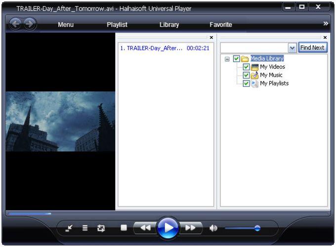 Haihaisoft Universal Player