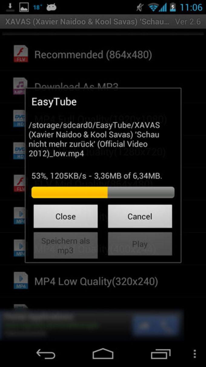 EasyTube