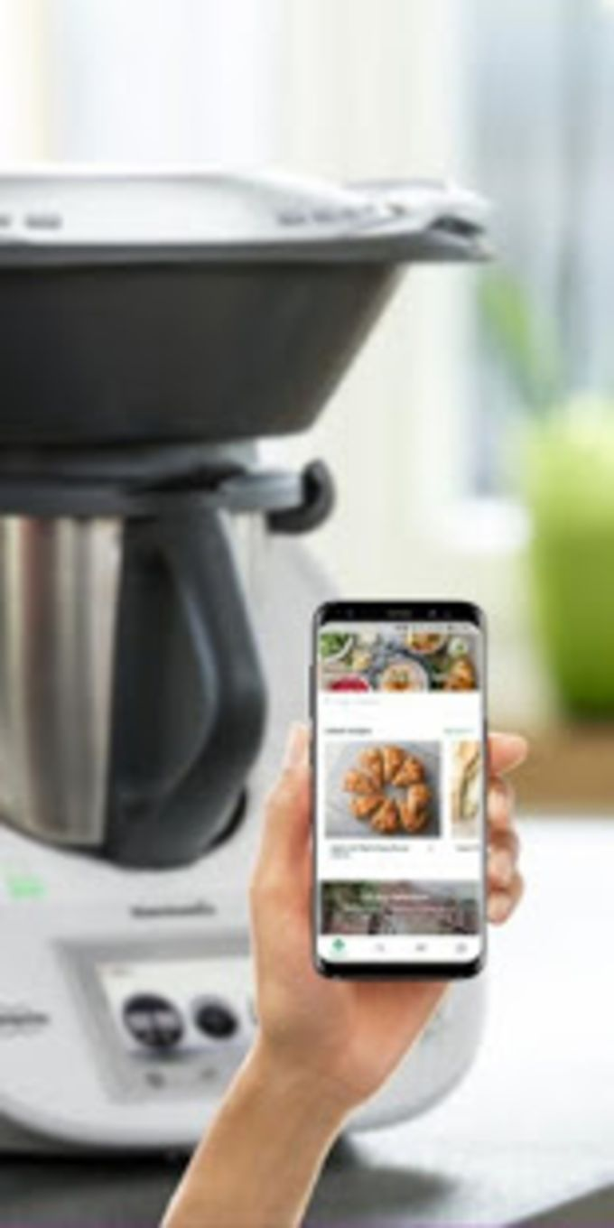 Official Thermomix Cookidoo App